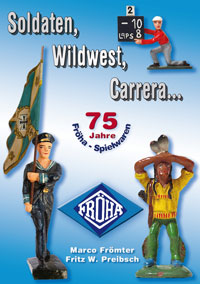 Buchcover Soldaten Wildwest Carrera