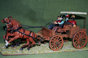 Figurenmesse 2012: Wildwest